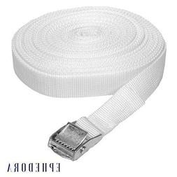 EPHEDORA Twin to King Converter Strap - Adjustable 33ft Long