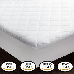 Milddreams Twin Mattress Pad Protector Topper Cover - Twin S