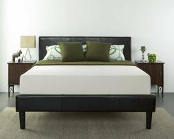 "Twin Size Memory Foam Mattress 10"" Inch Thick Upholstery Top"
