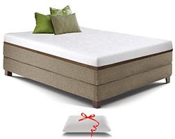 Resort Sleep Full size 12-inch Ultra Luxury Gel Memory Foam