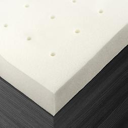 Sleep Restoration Premium Ventilated 2 Inch Memory Foam Matt