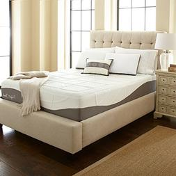 Perfect Cloud Elegance Memory Foam Mattress by  - 12-Inches