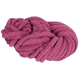 Tpingfe Worsted Super Coarse Soft Smooth Natural Silk Wool Y
