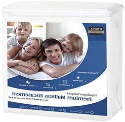 Utopia Bedding Premium Zippered Waterproof Mattress Encaseme